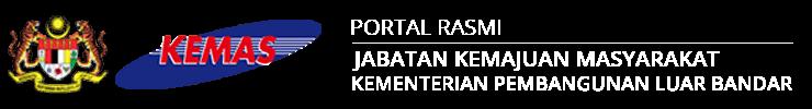 Portal Rasmi Jabatan Kemajuan Masyarakat (KEMAS)